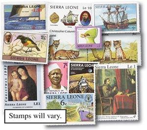 Sierra Leone, 100v