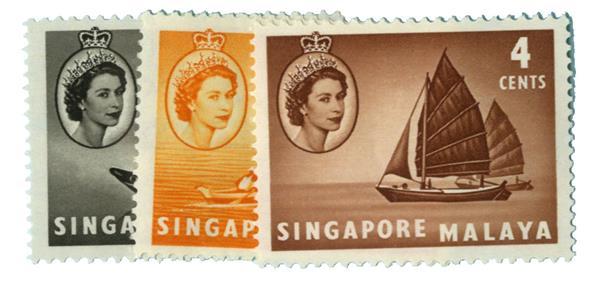 1955 Singapore