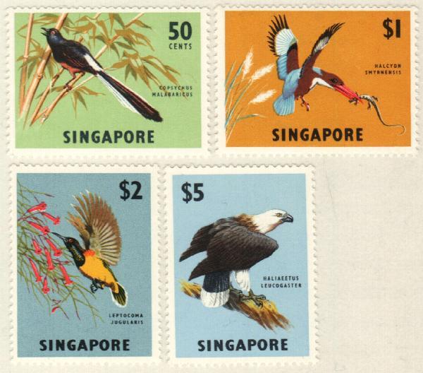 1963-67 Singapore