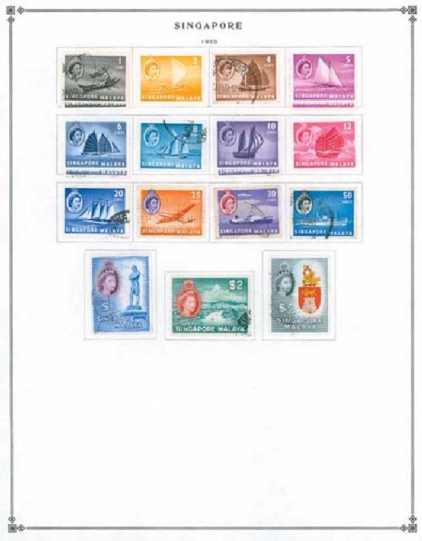 1948-2005 Singapore