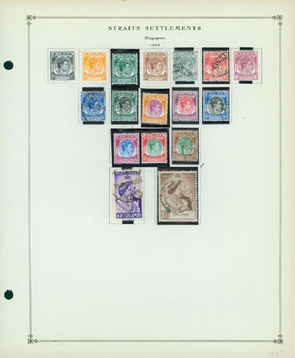 1948-90 Singapore