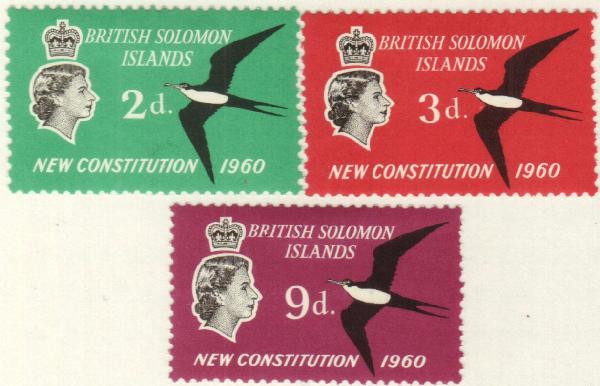 1961 Solomon Islands