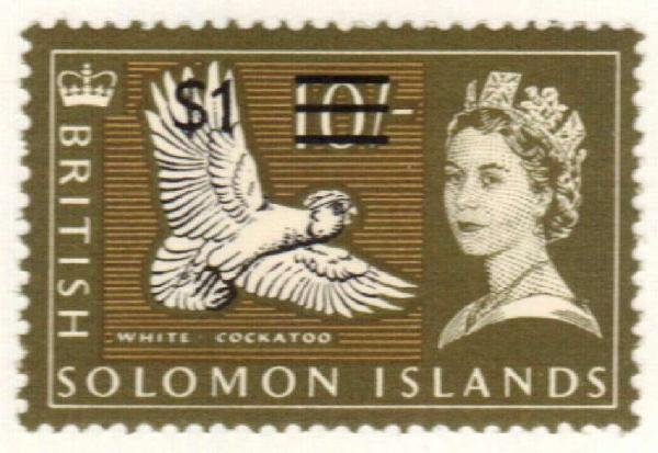 1966 Solomon Islands