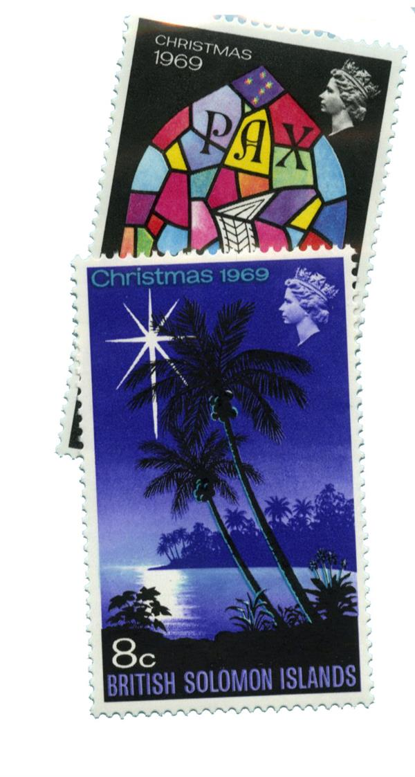 1969 Solomon Islands