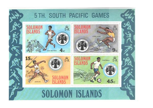 1975 Solomon Islands