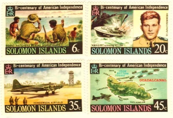 1976 Solomon Islands
