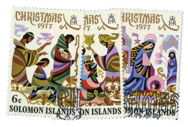 1977 Solomon Islands