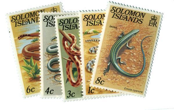1979 Solomon Islands