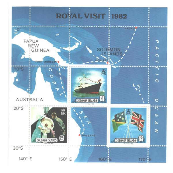1982 Solomon Islands