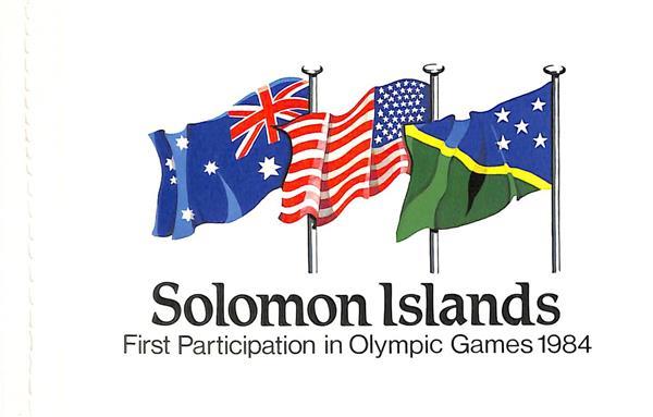 1984 Solomon Islands