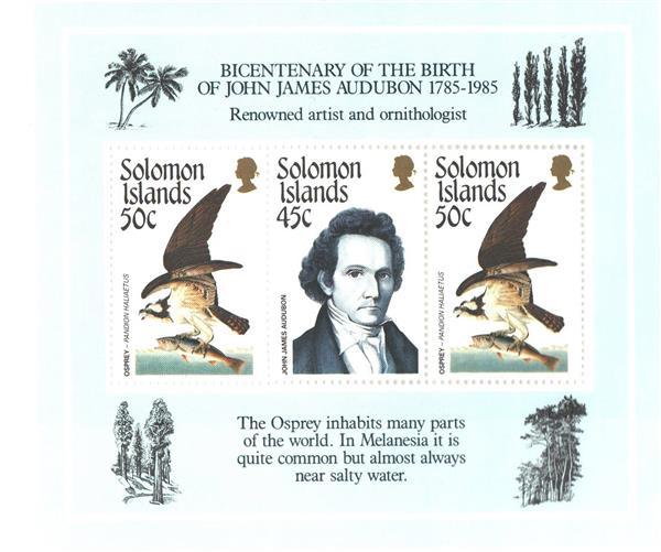 1985 Solomon Islands