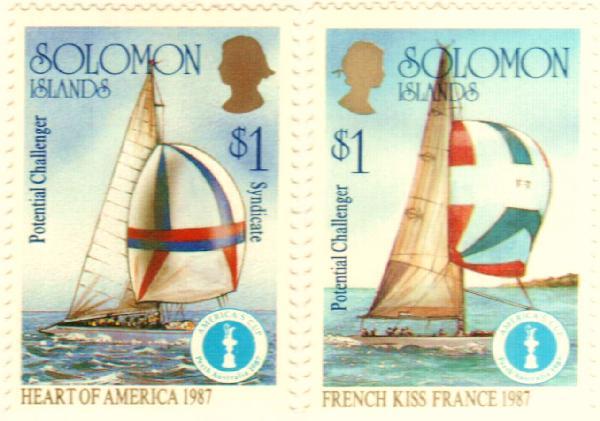 1986 Solomon Islands