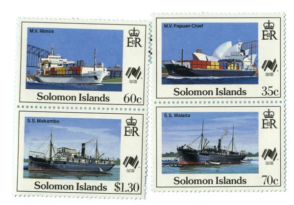 1988 Solomon Islands