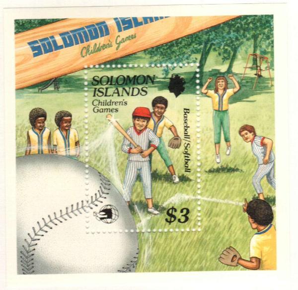 1989 Solomon Islands