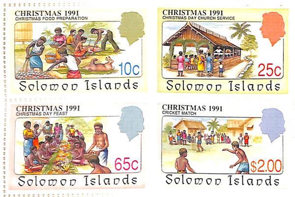 1991 Solomon Islands