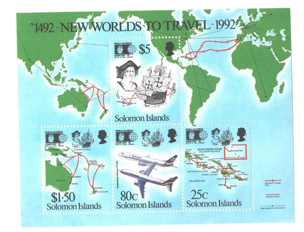 1992 Solomon Islands