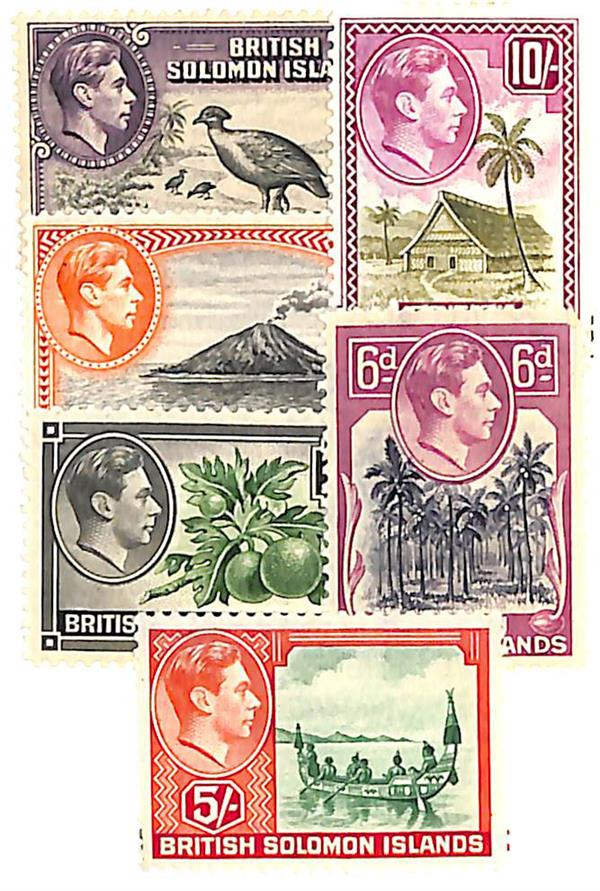 1939-42 Solomon Islands
