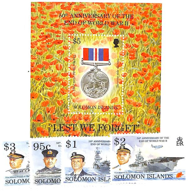 1995 Solomon Islands
