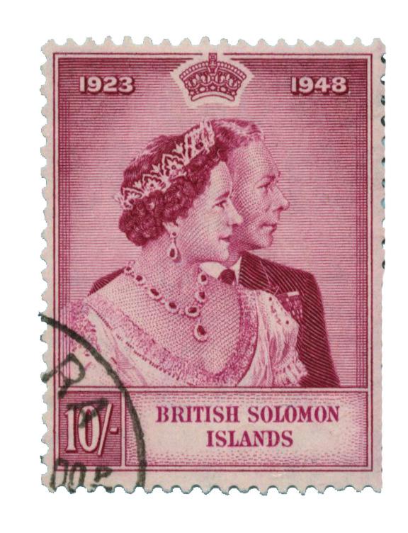 1949 Solomon Islands