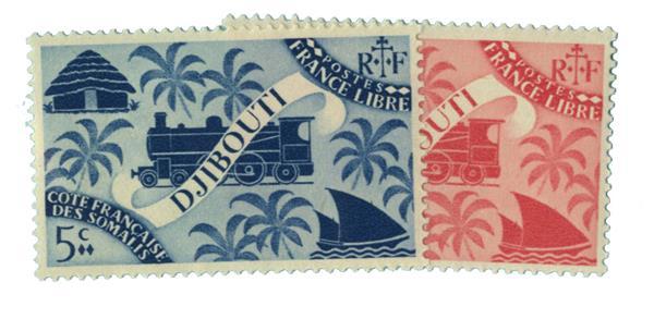 1943 Somali Coast