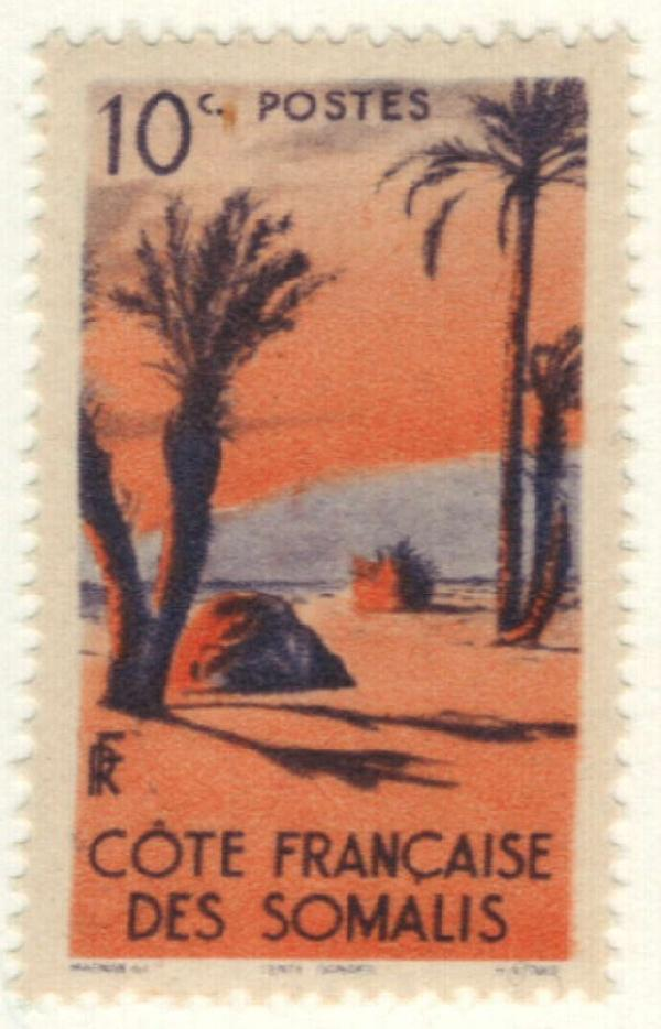 1947 Somali Coast