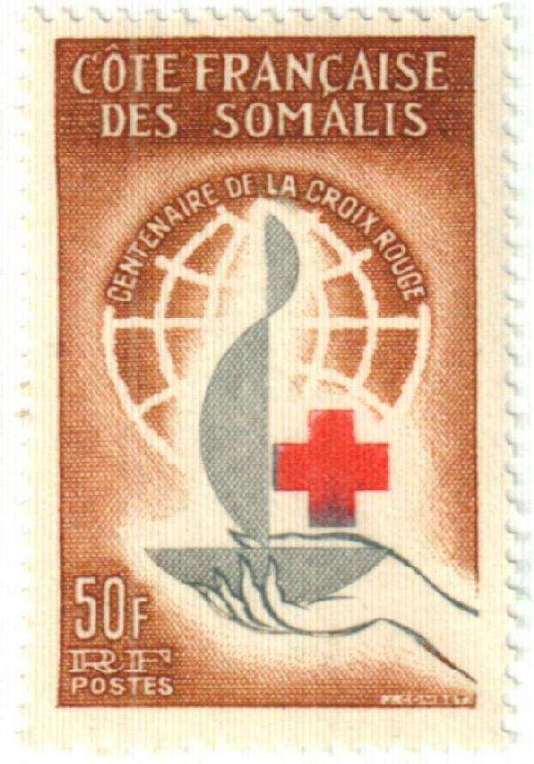 1963 Somali Coast