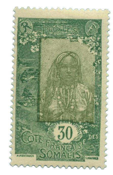 1927 Somali Coast