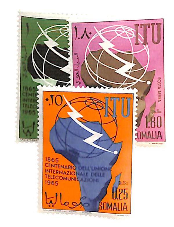 1965 Somalia