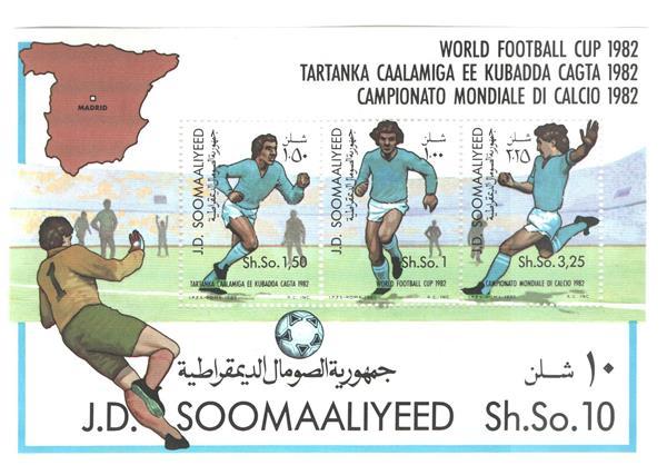 1982 Somalia