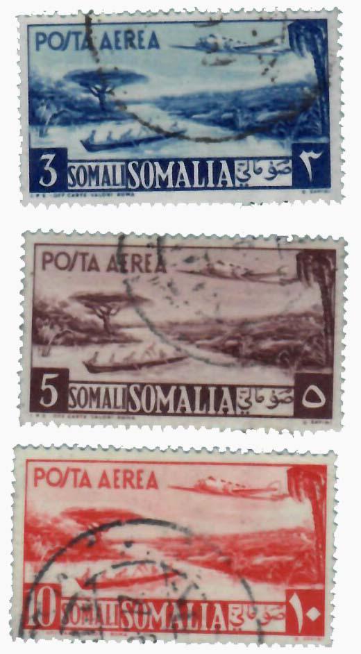 1950-51 Somalia