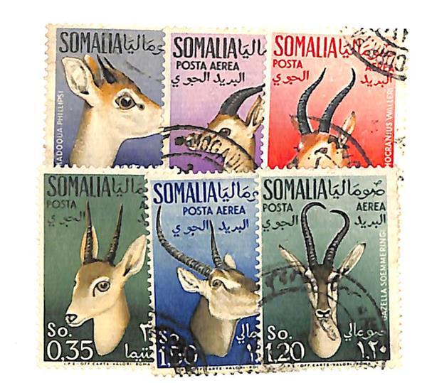 1955 Somalia
