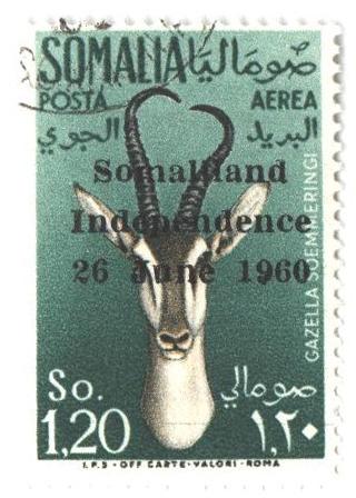 1960 Somalia
