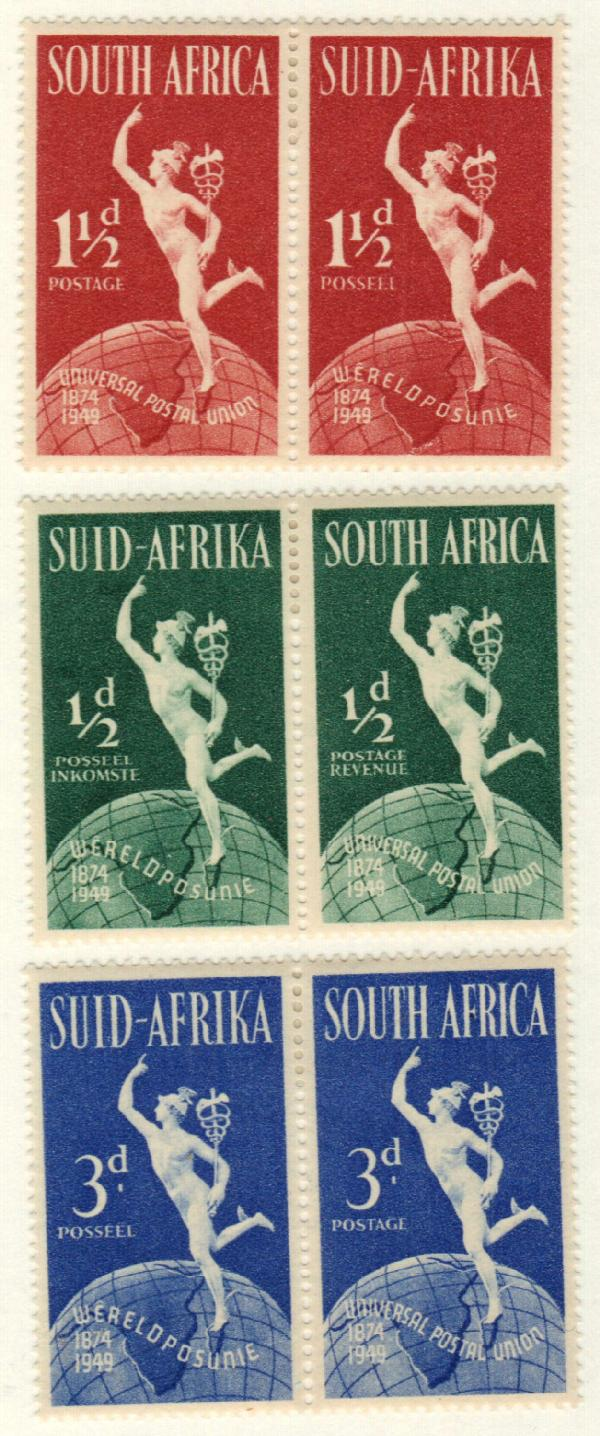 1949 South Africa