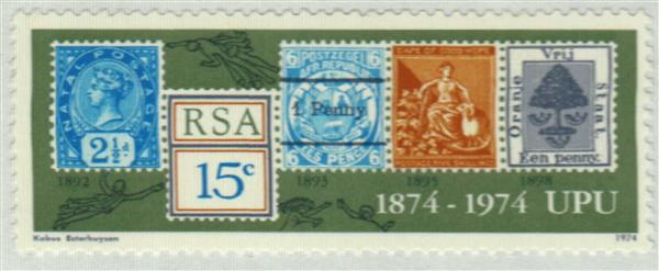 1974 South Africa