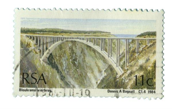 1984 South Africa