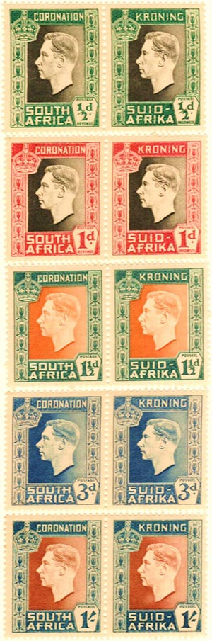 1937 South Africa