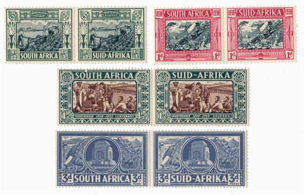 1938 South Africa