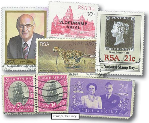 South Africa, 100v