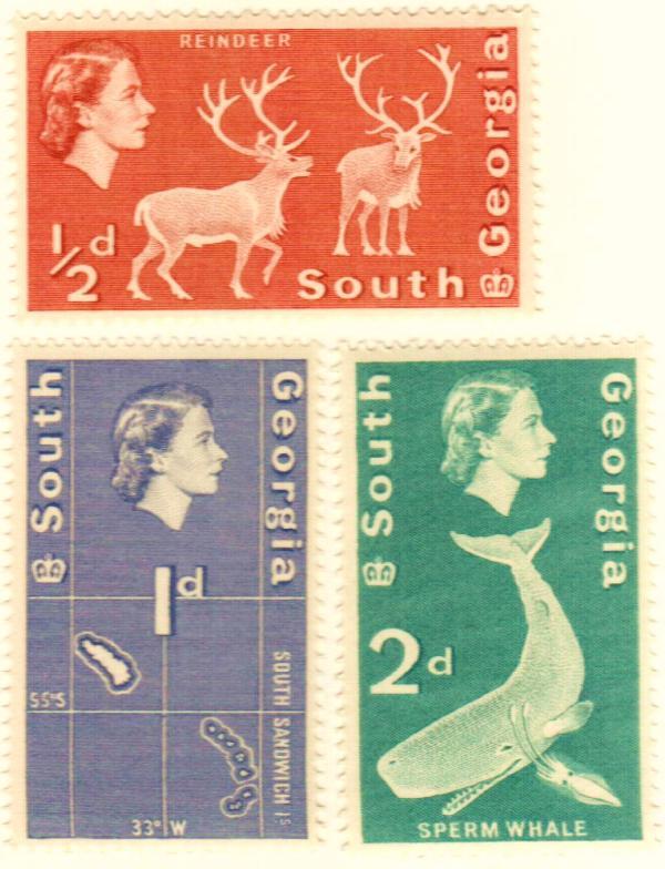 1963 South Georgia
