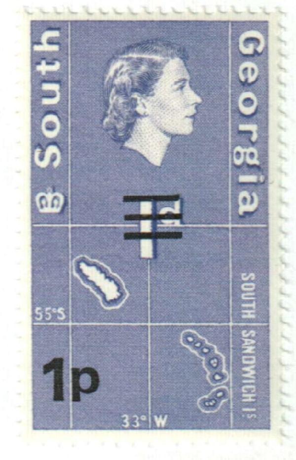 1971 South Georgia