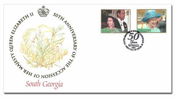 2002 South Georgia