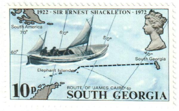 1972 South Georgia