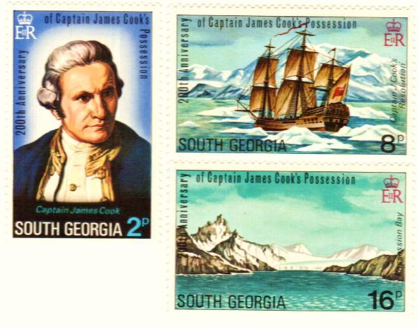 1975 South Georgia