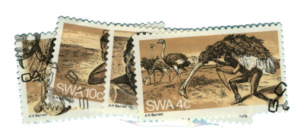 1978 South West Africa