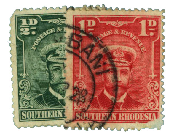 1924 Southern Rhodesia