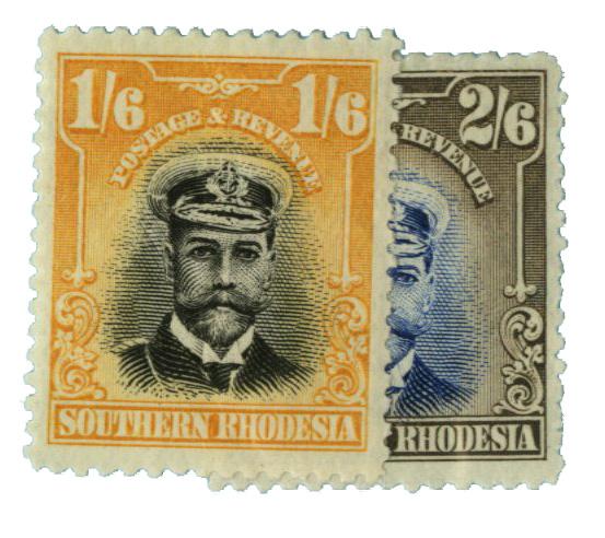 1924-30 Southern Rhodesia