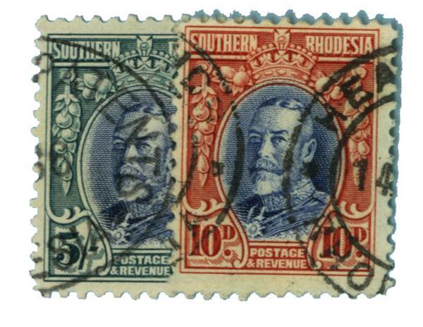1931-37 Southern Rhodesia