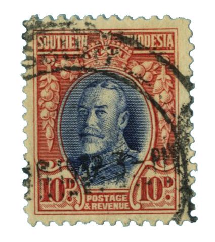 1931 Southern Rhodesia