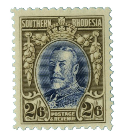 1933 Southern Rhodesia