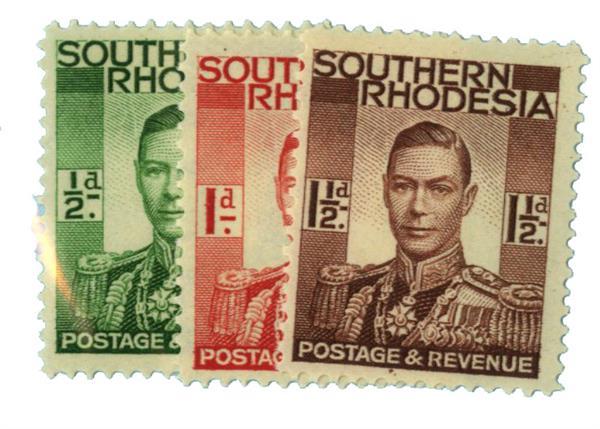 1937 Southern Rhodesia
